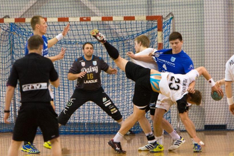 Eesti klubid jäid Balti liiga avavoorus võiduta
