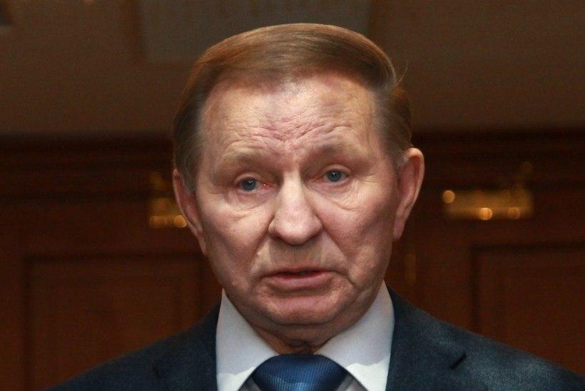 Kutšma: Minskis lepiti kokku kõigi relvade kasutamisest loobumises