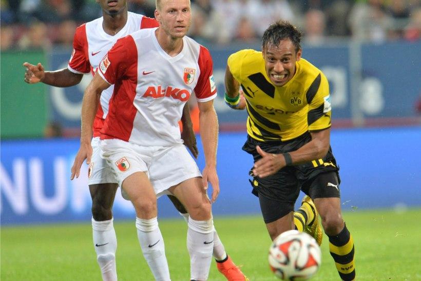 Jalgpallurid välismaal: Klavan ja Augsburg alistasid Bremeni Werderi, Kams lõi kauni värava