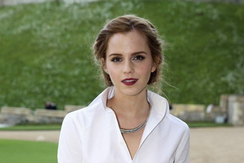 Emma Watson seisab naiste õiguste eest