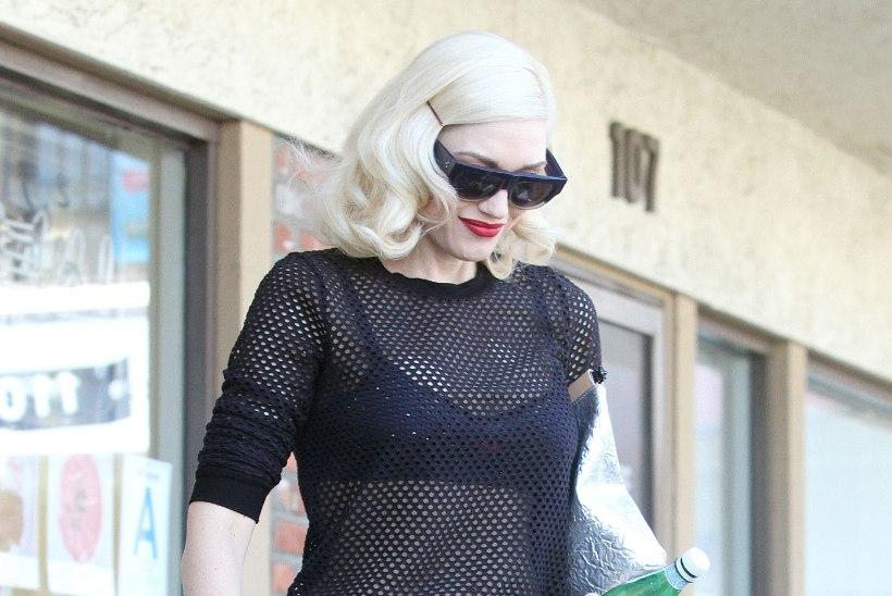 FOTOD: Gwen Stefani kandis abikaasa teksaseid?!