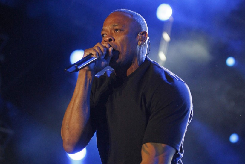 Dr. Dre on edukaim hiphoppar