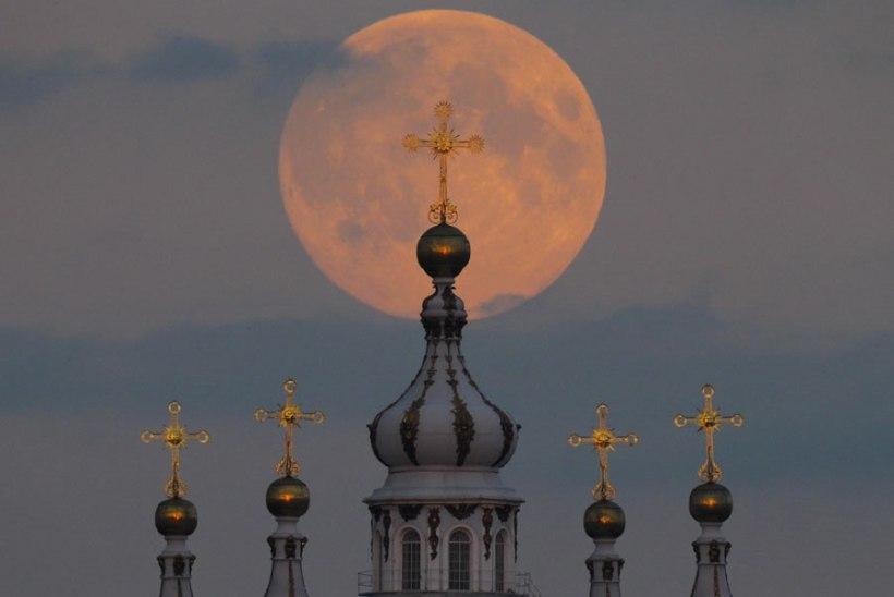 """Roskosmos tutvustas Kuu """"täiemahulise uurimise"""" plaane"""