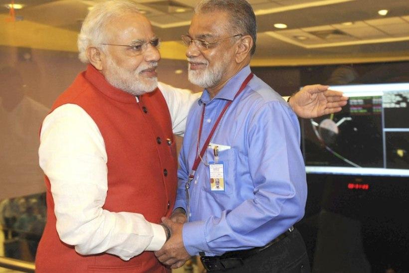 """India kuulub nüüdsest Marsi uurijate """"klubisse"""""""