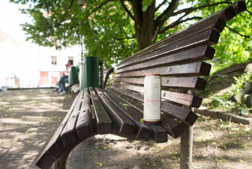 Seadusemuudatus taaskeelustab avaliku alkoholijoomise