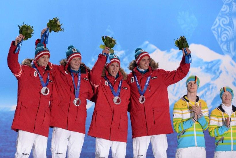 Läinud hooajal tõsiselt kukkunud olümpiavõitja lõpetab karjääri