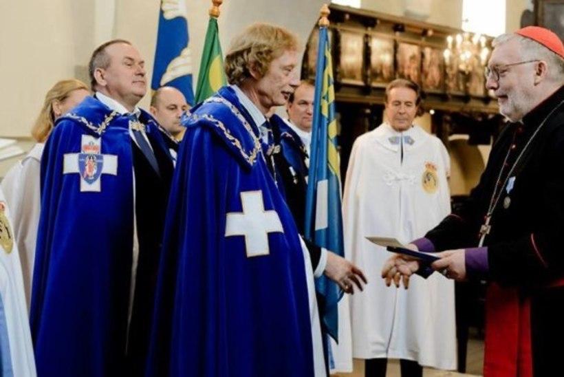 Eesti aadelkond tulevasest lordide kojast: das ist üks kavalate matside kahtlane värk!