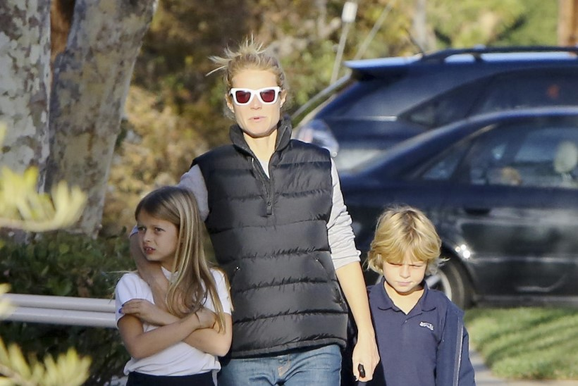 Kade Gwyneth Paltrow ei lase eksabikaasal armuõnne nautida