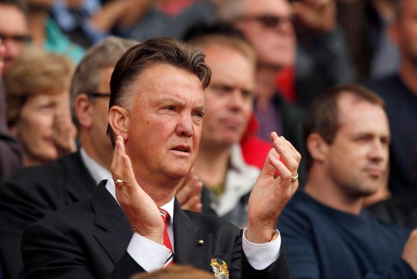 Louis Van Gaal lubab vigastustest räsitud Unitedi piinad lõpetada