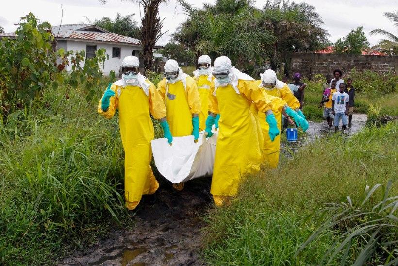 Ränk süüdistus: Libeeria professor peab Ebola viirust USA biorelvaks
