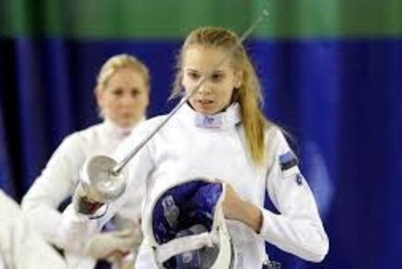 Eesti noorvehklejad võitsid Põhjamaade meistrivõistlustelt neli kuldmedalit