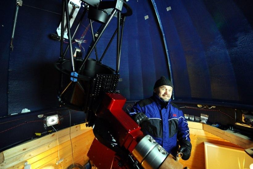 Kosmosereisi ootel Raivo Hein ei pelga pettumust, vaid merehaigust