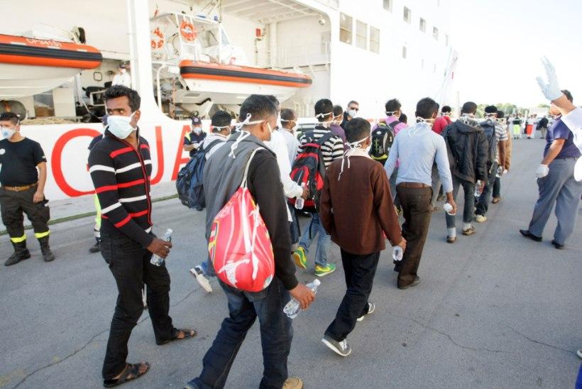 Siseministeerium rahustab: immigrantide sissetoomise plaani pole