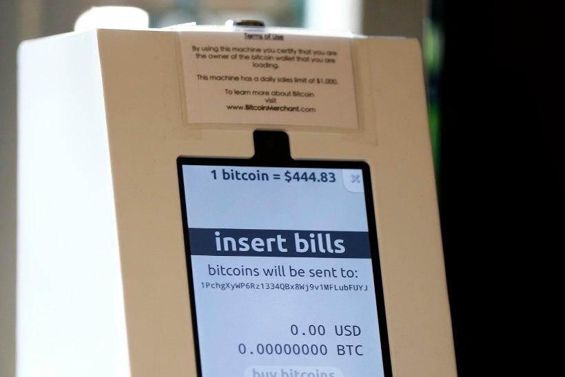 Üks suurimaid bitcoinide vahendajaid valis oma euroopa partneriks Eesti panga