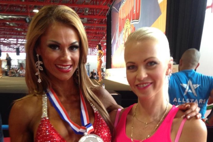 FOTOD: Kristina Nuut ning Egle Eller-Nabi tõid Schwarzeneggeri võistluselt medalid!