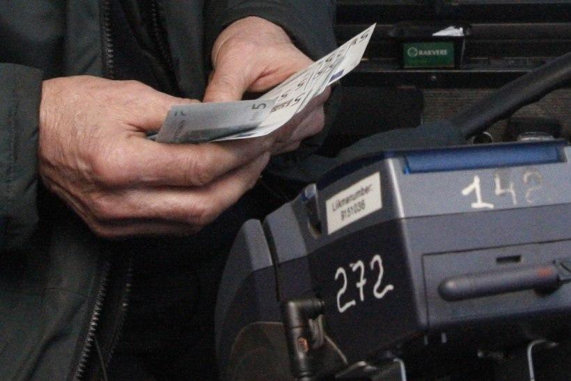 GoBusi bussijuhid nõuavad vähemalt 930-eurost kuupalka