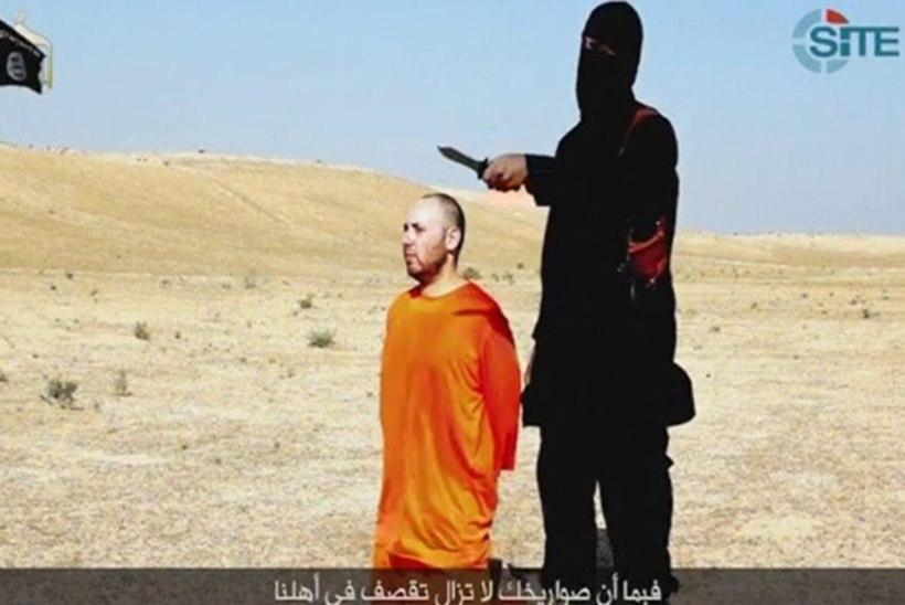 Äärmusrühmitus Islamiriik survestab Obamat ja Putinit
