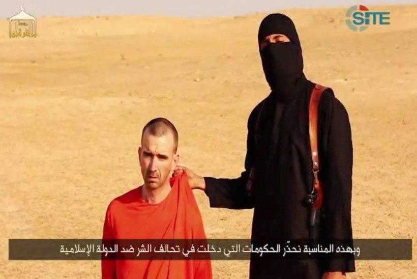 Islamiriik teatas teise USA ajakirjaniku hukkamisest