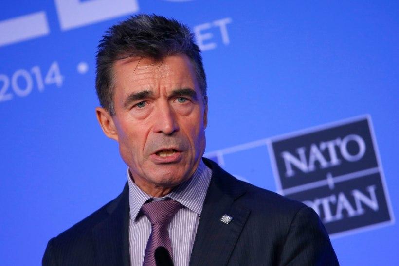 NATO uus peasekretär loopis poisipõlves USA saatkonna aknaid kividega