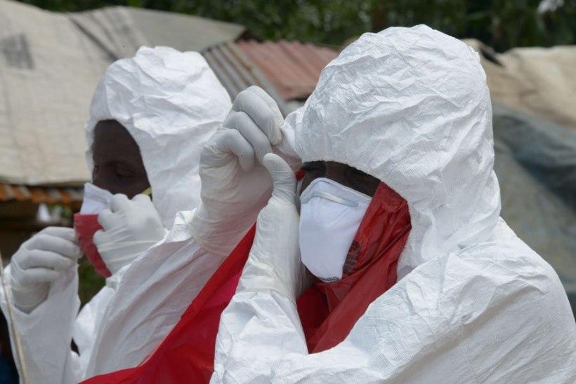 USA abiorganisatsioon eraldab ebola kaitsevarustuse soetamiseks 75 miljonit dollarit