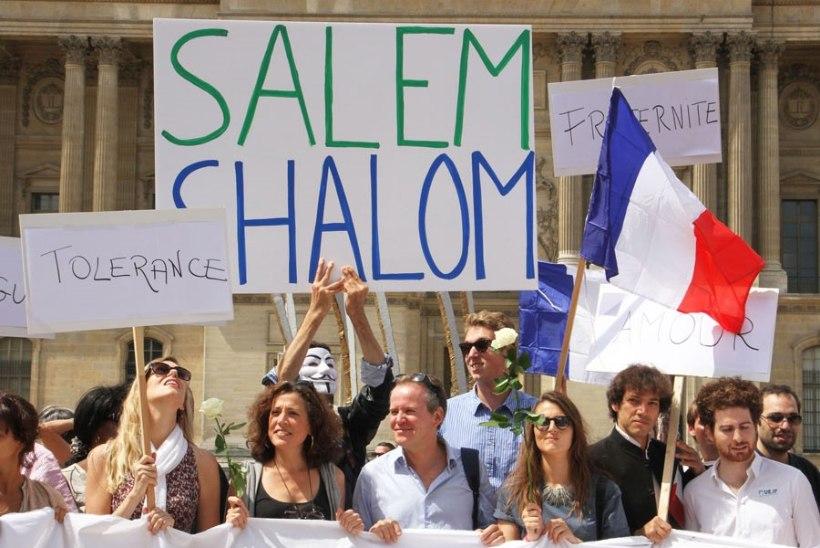 Iisraeli on suundunud kõige rohkem juute Prantsusmaalt