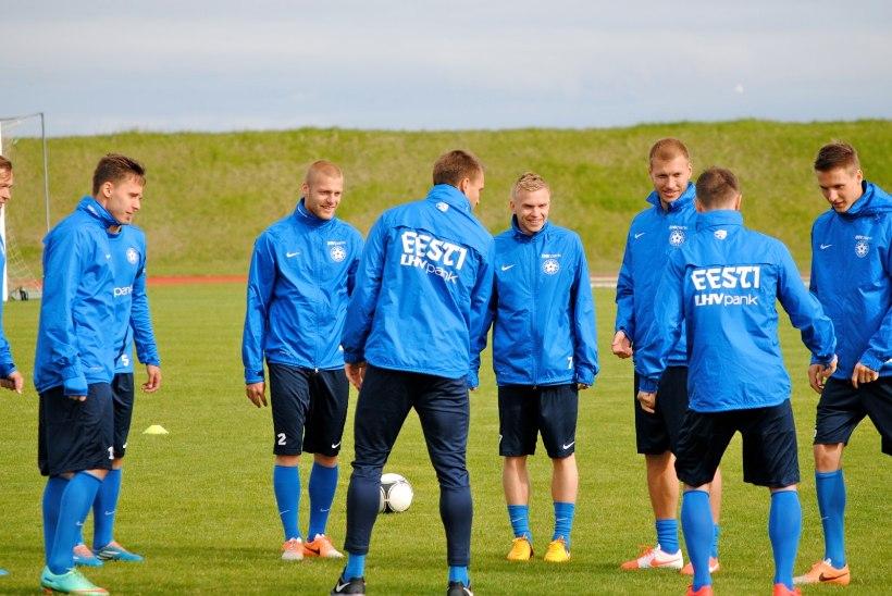 Märt Roosna | Kas jalgpallikoondis ei kipu enda võimeid üle hindama?