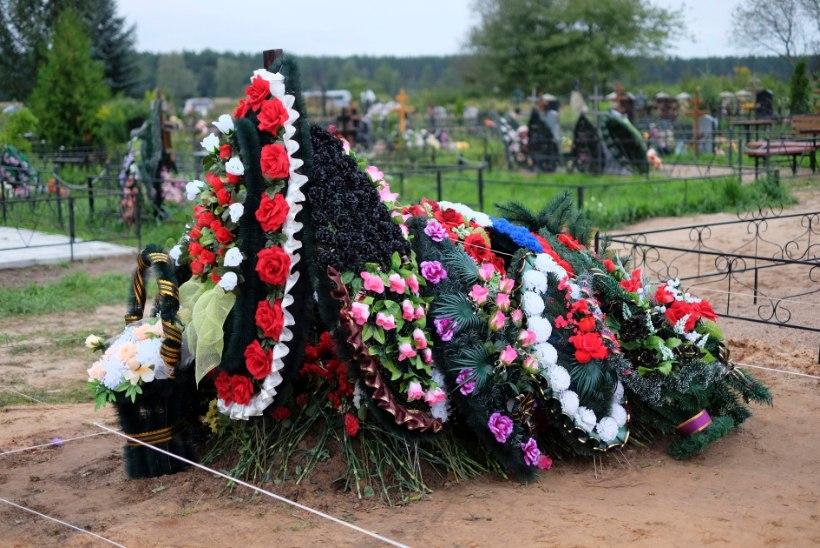 Ukrainas hukkus terve rood Pihkva dessantväelasi