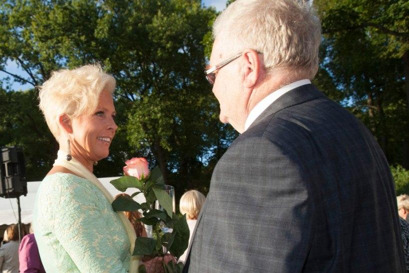 Savisaar arvab: president Ilves peaks abikaasa Evelini kaitseks välja astuma