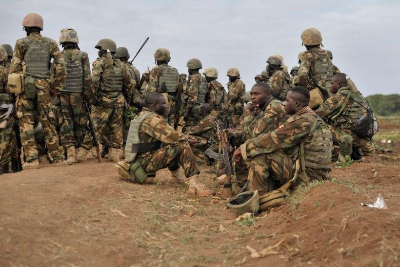 Rahusõdurid vägistasid naisi