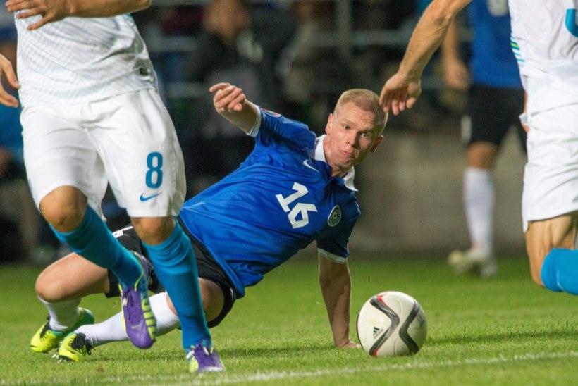 Vigastada saanud Ilja Antonov: Jätsin oma jala, kus ta oli, see on võit!