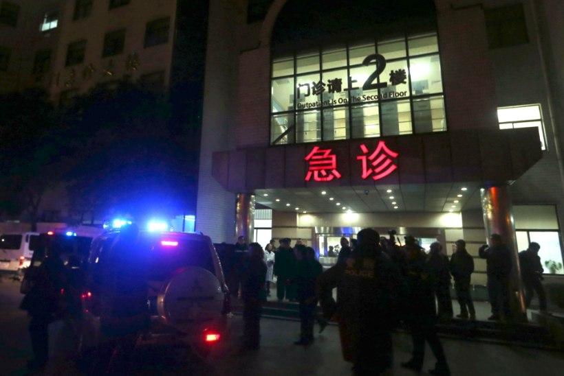 KOHUTAV: Shanghais tallati uusaasta vastuvõtul surnuks 36 inimest