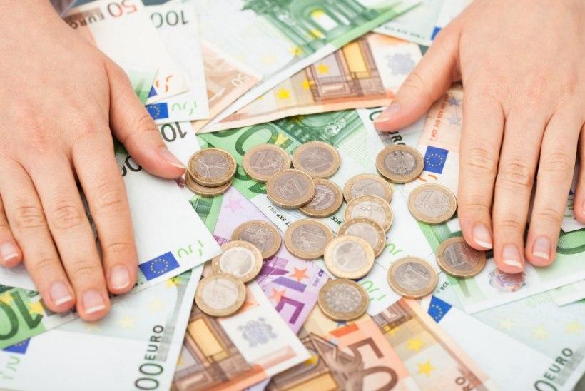 Maksumuudatuste tõttu jääb kätte rohkem raha