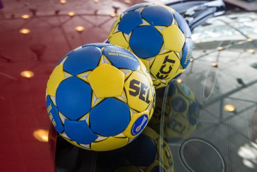 Eesti juunioride käsipallikoondis kaotas MM-valikmängus Norrale