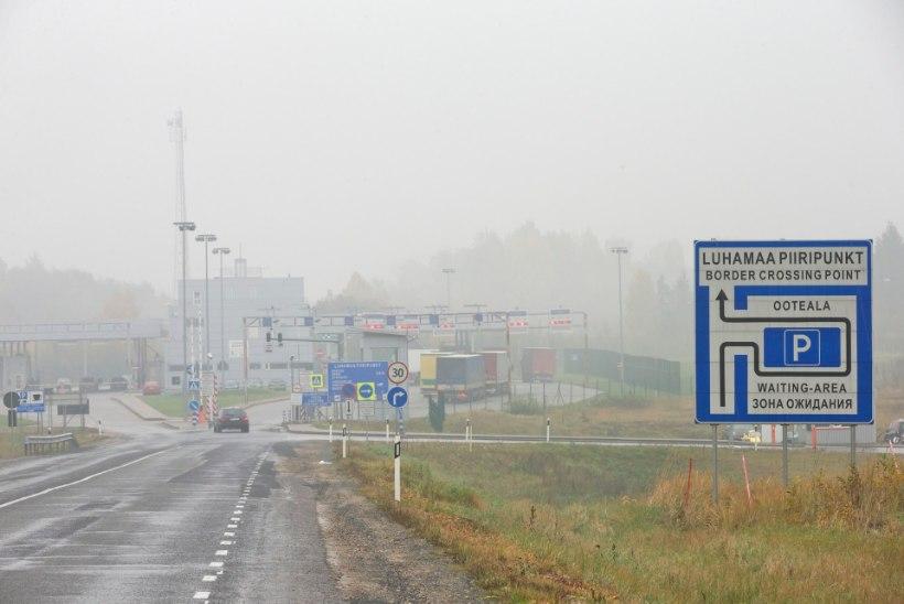 Uudis Eesti piirist põhjustas Pihkva uudisteportaalis kommenteerimistulva