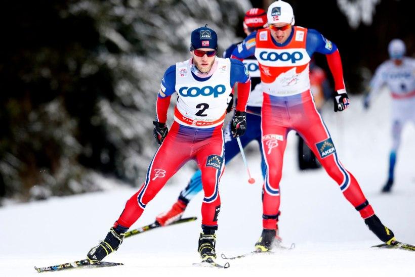 Tour de Ski võitis taas Sundby, Tammjärv jäi viimaseks