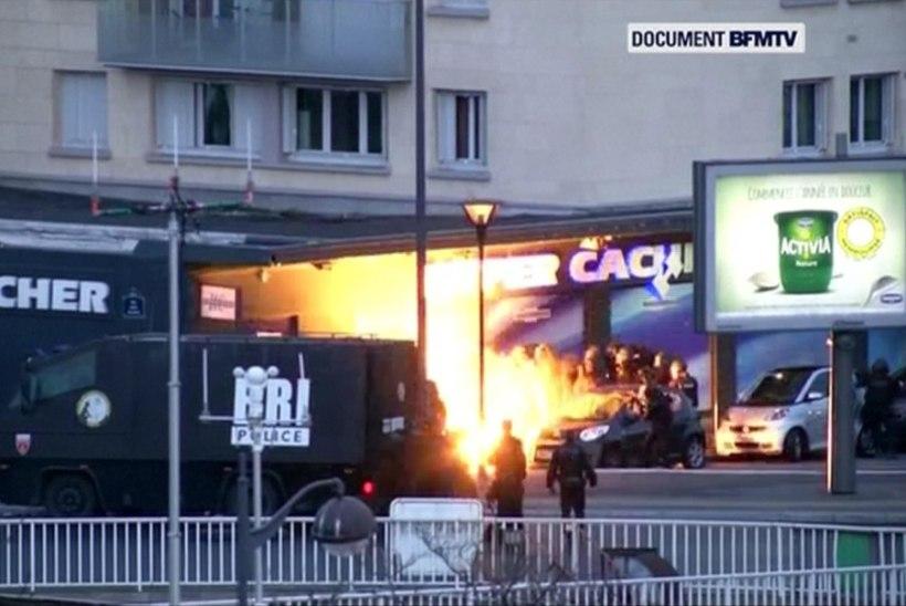 Moslem päästis Pariisi koššerpoes 15 inimese elu