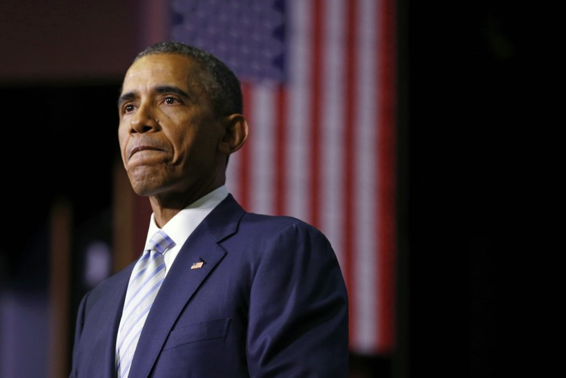 Konservatiivid: miks Obama Pariisi ei läinud?