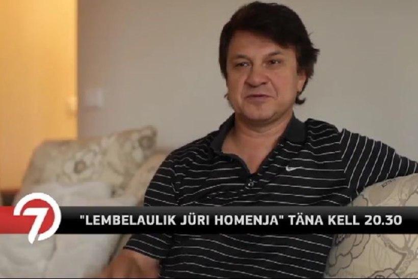 TV3 video I Jüri Homenja: mehed tegelevad muusikaga naiste tähelepanu võitmiseks