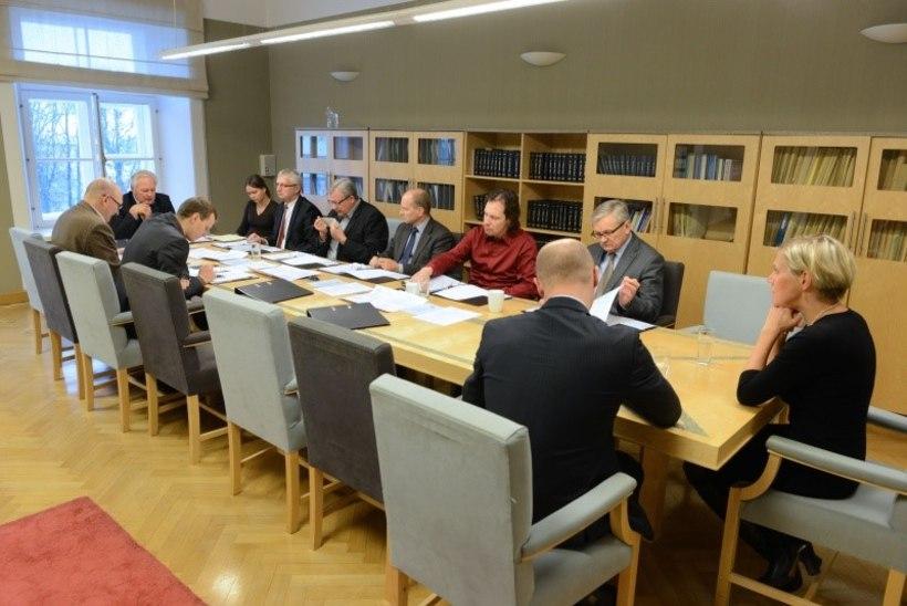 Põhiseaduskomisjon toetab Ülle Madiset õiguskantsleri kohale