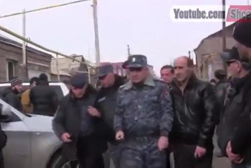Vene sõdur laskis Armeenias maha kuus pereliiget