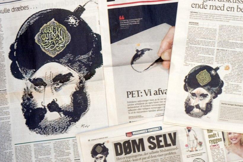 """Prohvet Muhamedi karikatuuri autor Westergaard: """"Viha on hea tunne!"""""""