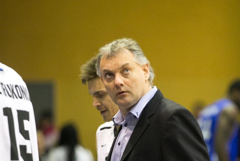 Gert Kullamäe pärast kaotust: Skyliners oli meist lihtsalt parem kaitsemeeskond