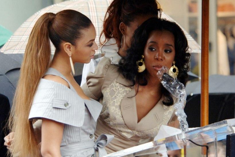 SÕBRANNA: Beyoncé pole lapseootel!