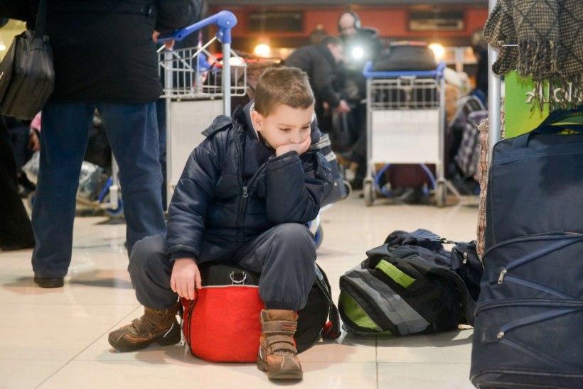 Lastefond toetas Ukraina sõja eest põgenenud raskelt haige lapse ravi