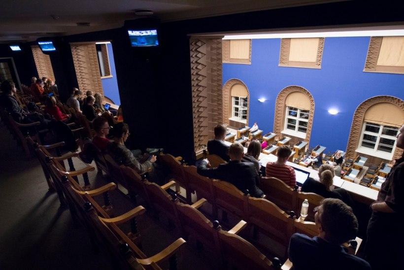 Skandaal: riigikogu komisjonides kõneldu jääb tuleviku tarvis üles kirjutamata