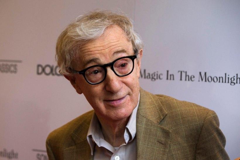 Woody Allen proovib kätt teleseriaaliga