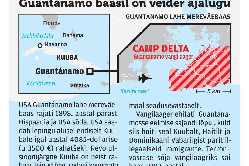 Eestisse toodud Guantánamo vangi minevik Talibaniga – kas halb seltskond või halvad kavatsused?