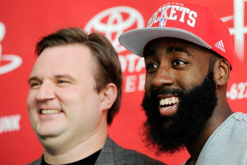 KAE VIGURVÄNTA! NBA klubi peamänedžer tegi korvpalli kohta kummalise, aga tabava võrdluse