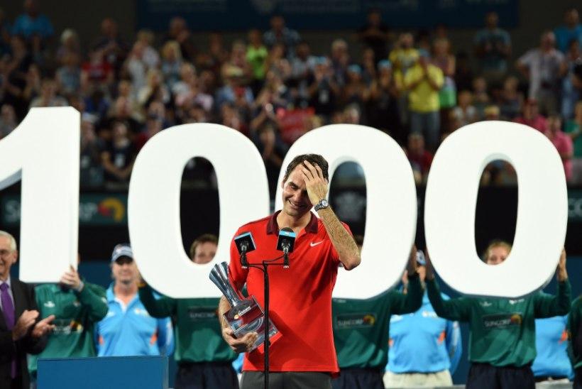 Roger Federer 1000: mida võib suur šveitslane veel saavutada?