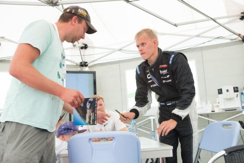 PÕNEV: teise võimaluse saanud Ott Tänak asub sotsiaalmeedias WRC siseelu tutvustama